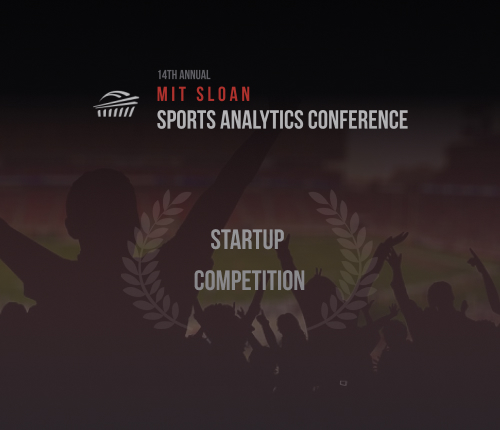 Immersiv.io honored by the MIT Sloan Sports Analytics Conference