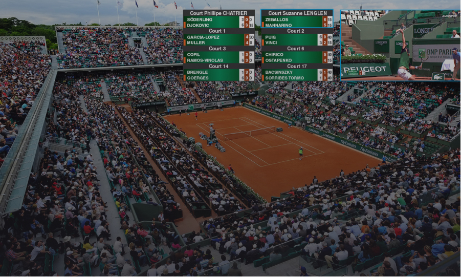 Roland Garros & France TV
