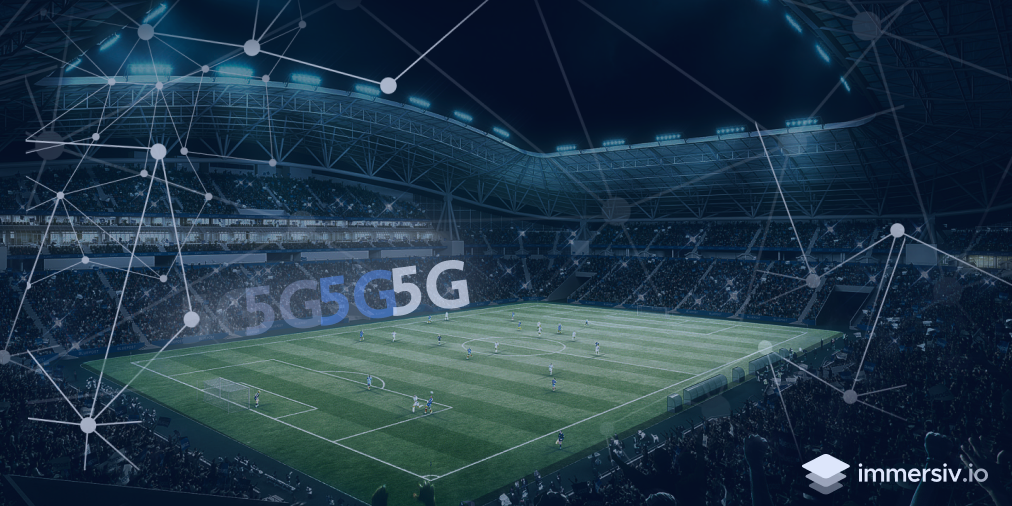 5G sports events stadiums
