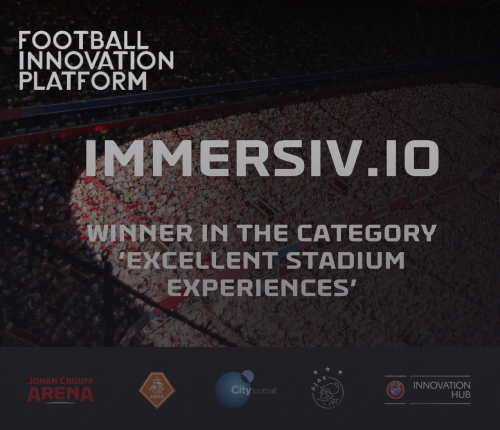 What's New at Immersiv.io: An Award, a New Program & some Events