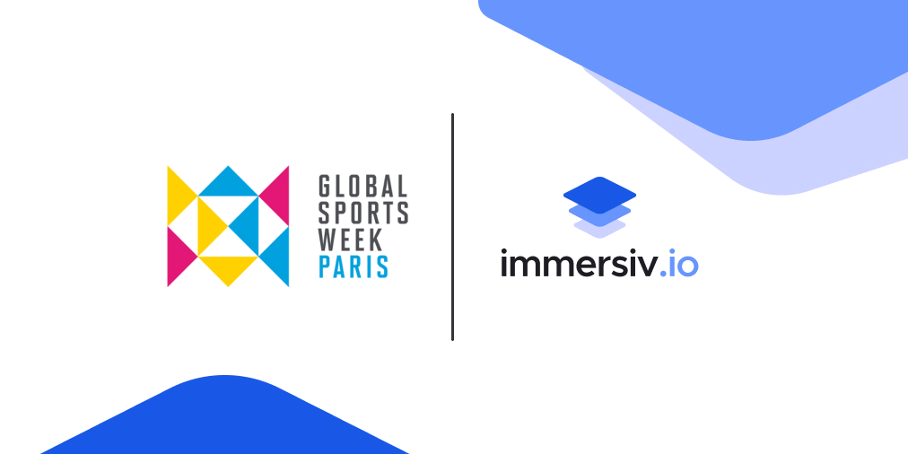 Immersiv.io at Global Sports Week 2021