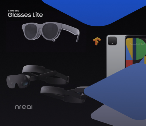Apple Google Nreal Samsung Glasses