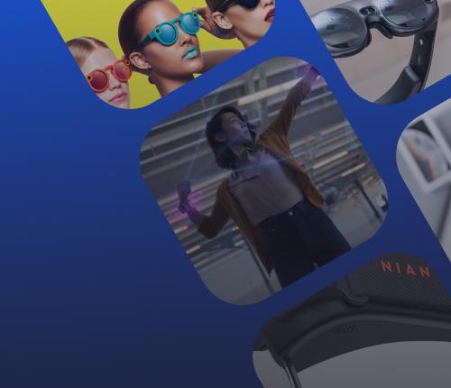 News AR XR Niantic Magic Leap Facebook Snapchat