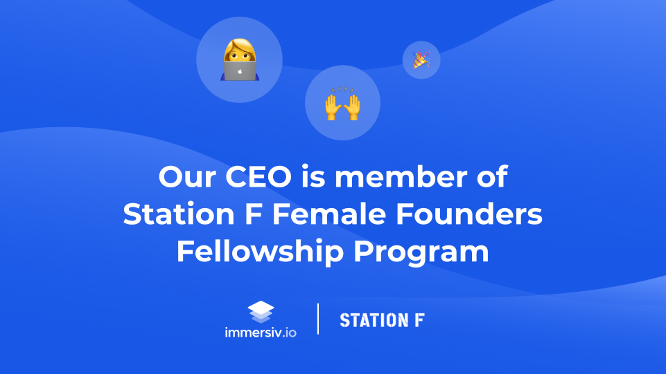 Station F Female Founders Fellowship